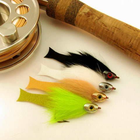 Fish-Skull® Frantic Tails™ - Flymen Fishing Company  - 1
