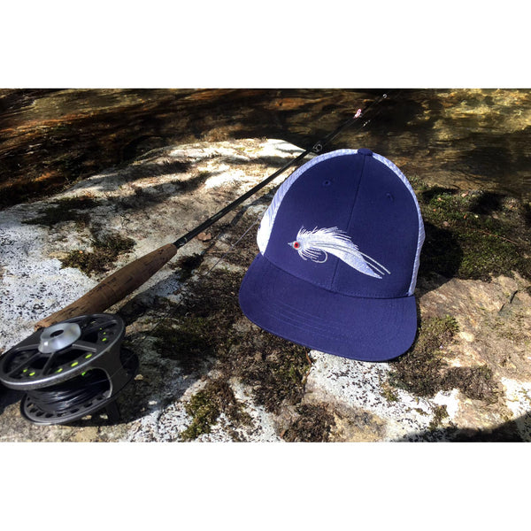 Fish-Skull® Streamer hat - Flymen Fishing Company  - 1