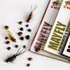 Nymph-Head® Evolution™ Mayfly Swimmer & Burrower tungsten beadheads - Flymen Fishing Company  - 1