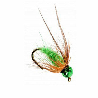 Nymph-Head® Heavy Metal™ Caddis Pupa - Flymen Fishing Company  - 3