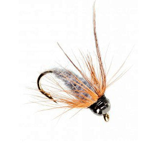 Nymph-Head® Heavy Metal™ Caddis Pupa - Flymen Fishing Company  - 1