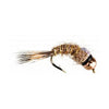 Nymph-Head® Heavy Metal™ Hare's Ear Flashback - Flymen Fishing Company  - 2