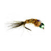Nymph-Head® Heavy Metal™ Hare's Ear Flashback - Flymen Fishing Company  - 3