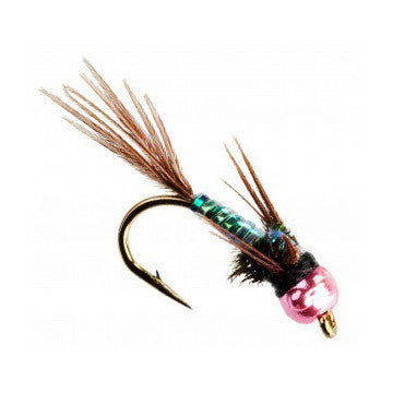 Nymph-Head® Heavy Metal™ Lightning Bug - Flymen Fishing Company  - 1