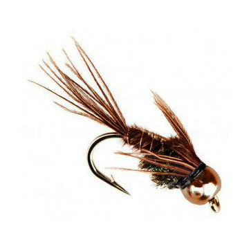 Nymph-Head® Heavy Metal™ Pheasant Tail - Flymen Fishing Company  - 1