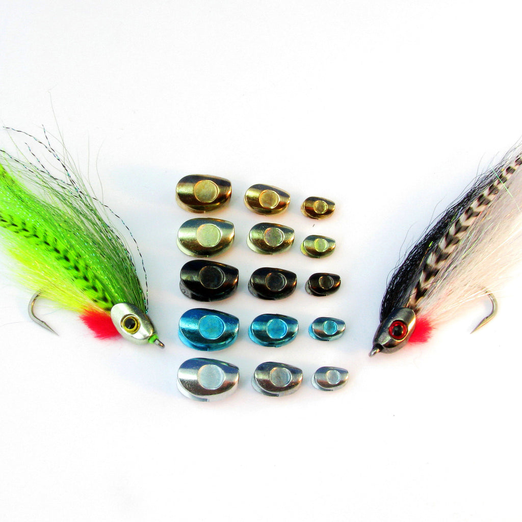 Fish-Skull® Baitfish Heads™ - Flymen Fishing Company  - 1