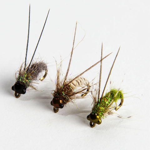 Evolution Caddis Pupa - Fly tying instructions
