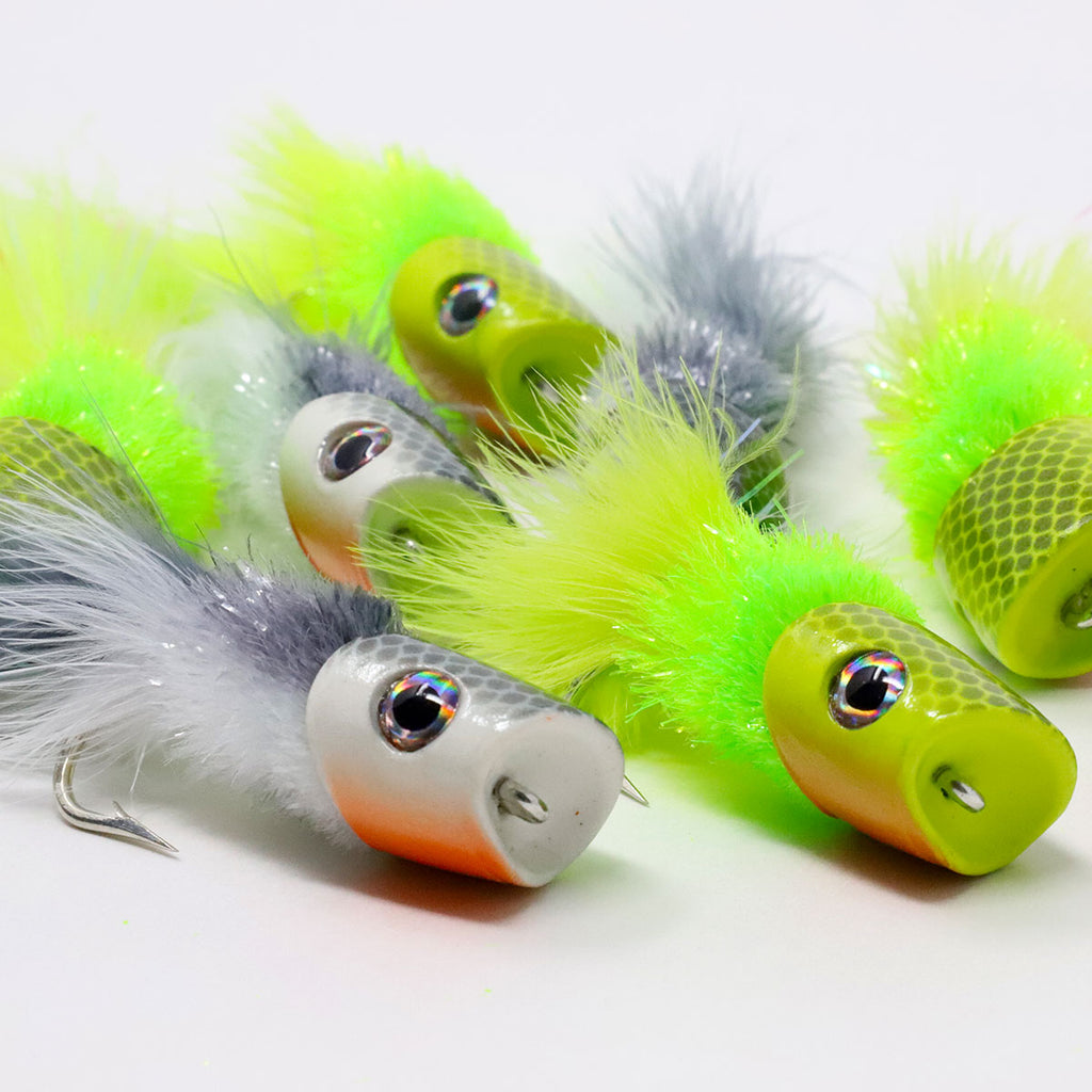 NEW Surface Seducer® Howitzer Articulated Baitfish Popper