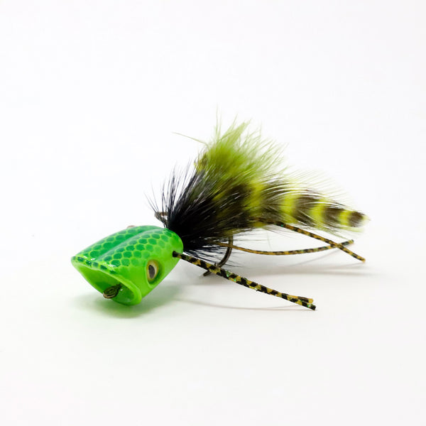 Surface Seducer® Double Barrel™ Bass Bug popper 2.0