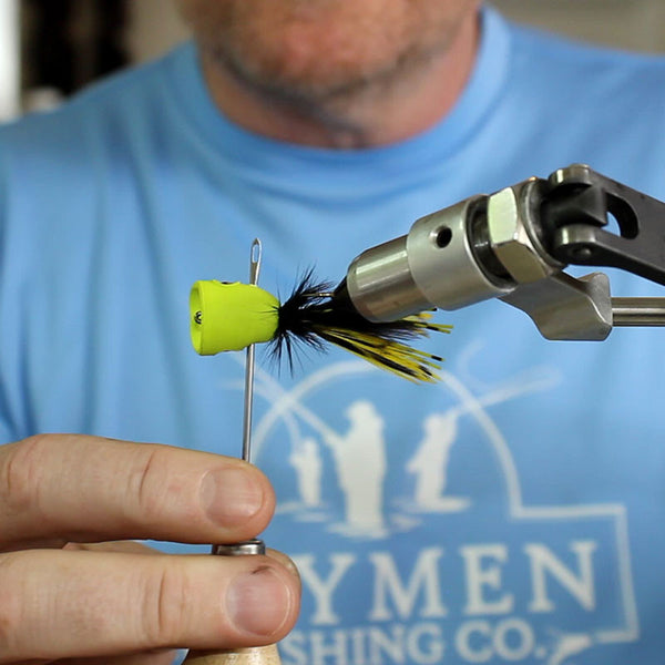 Fly Tying tool for poppers ZUDDY/'S LEG PULLER