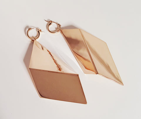 'Cubist' Earrings