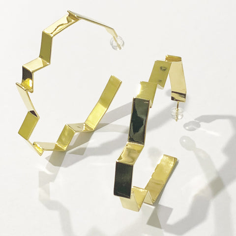 'Cubist' Hoops