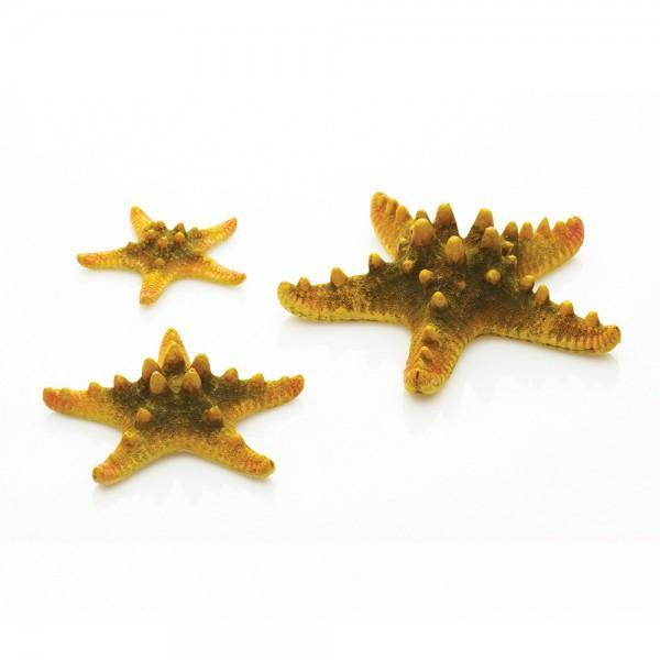 biOrb Starfish - Yellow, Set of 3 (46135)