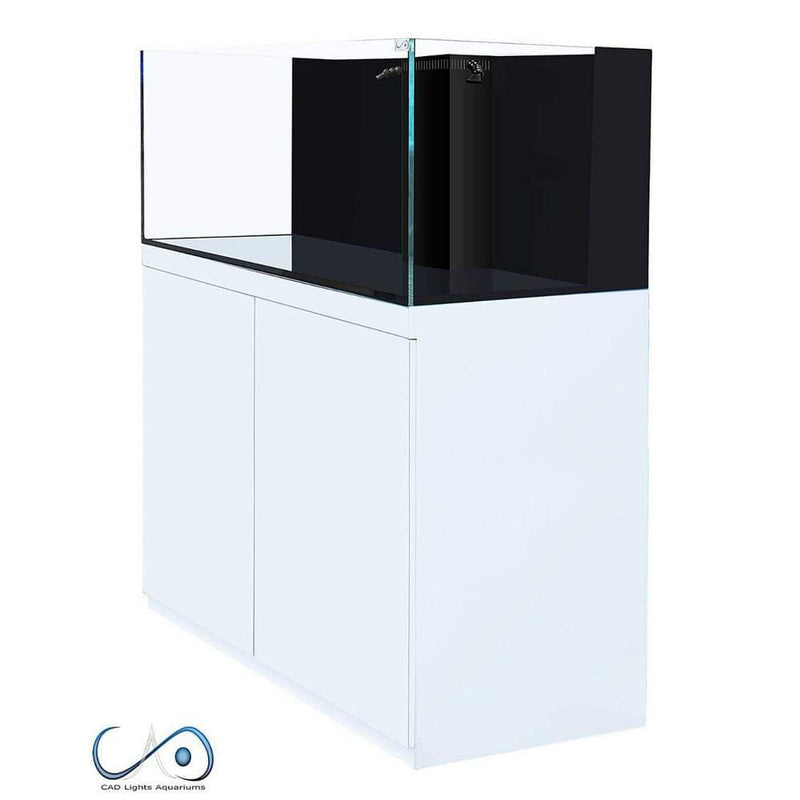 CAD Lights 100 Gallon Artisan II Professional Reef System with Maple Piano Cabinet (18100-ART)