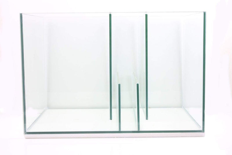 CAD Lights 45 Gallon Versa Shallow Reef Glass Aquarium with MDF Cabinet (45GVSH)