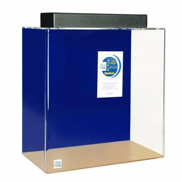 Clear for Life Rectangle 20 Gallon Acrylic Aquarium  - Fresh or Saltwater