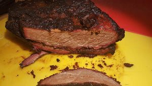 BBQ Brisket on the Traeger Pro34 | FireFly Barbecue