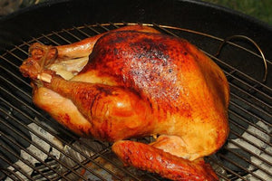 BBQ Christmas Turkey | FireFly Barbecue