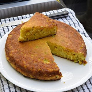 Chilli Cheese Cornbread | FireFly Barbecue