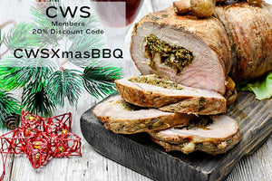 CWS Members Christmas Deal | FireFly Barbecue