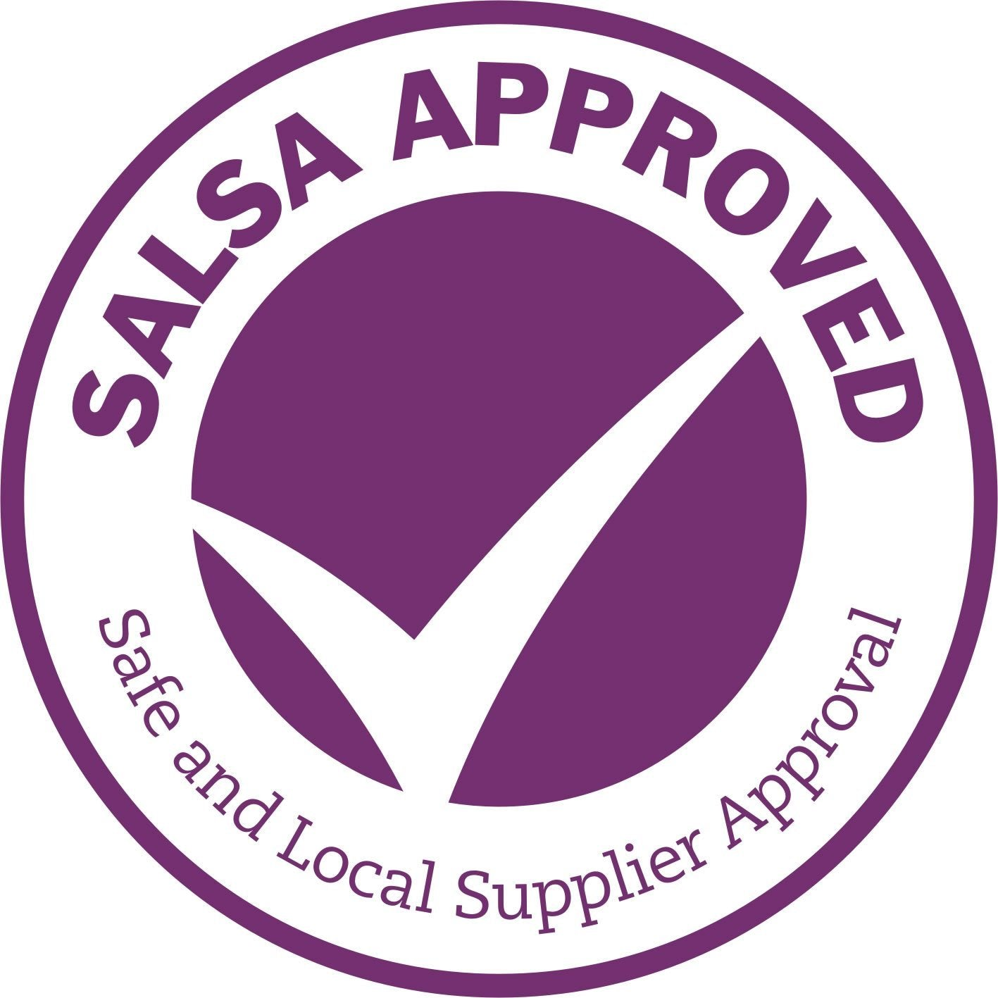 FireFly is SALSA Approved | FireFly Barbecue