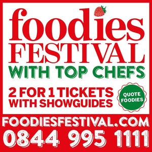Foodies Festival 2 for 1 Tickets | FireFly Barbecue