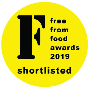 Free From Food Awards 2019 Shortlisted | FireFly Barbecue