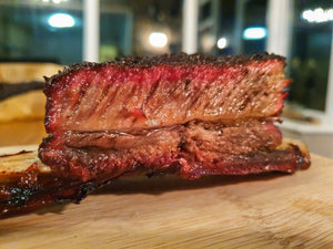 Lone Star Beef Rib | FireFly Barbecue