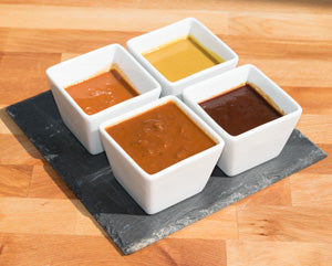 BBQ dipping sauces