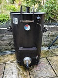 UDS drum smoker