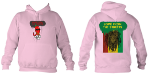 Love from the Streets - Hoodie - Still Jerkin About
