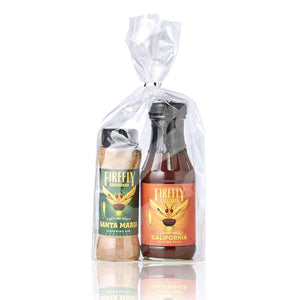BBQ Rub & Sauce Starter Pack - FireFly Barbecue