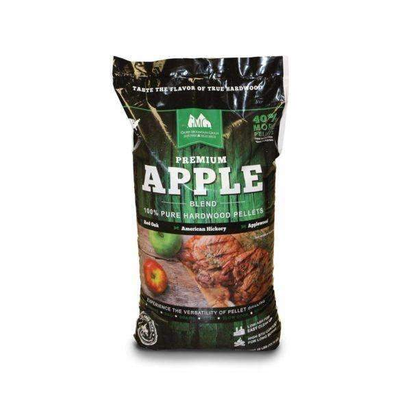 GMG BBQ Pellets Apple Blend 28LB - FireFly Barbecue