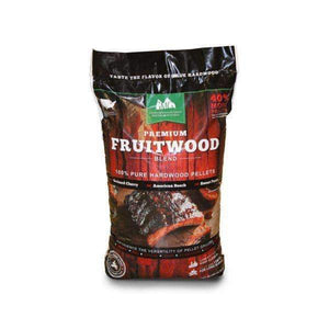 GMG BBQ Pellets Fruitwood 28LB - FireFly Barbecue