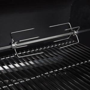 GMG Rotisserie Kit – JB - FireFly Barbecue