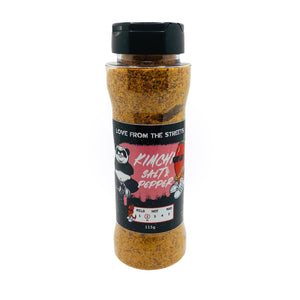 Kimchi Salt & Pepper - FireFly Barbecue