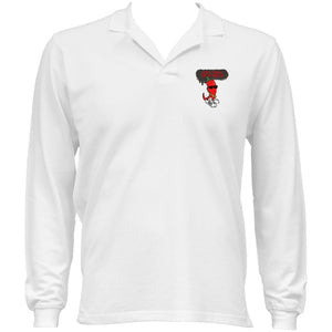 Love from the Streets - Long sleeve polos shirt, chilli logo - FireFly Barbecue