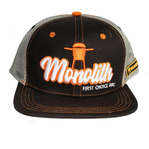 Monolith Baseball Cap - FireFly Barbecue