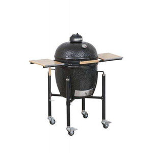 Monolith Grill Basic - Black with Cart - FireFly Barbecue