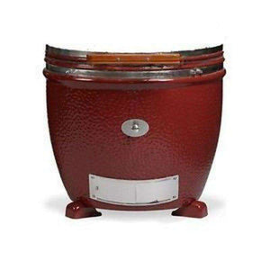 MONOLITH LeCHEF - ceramic base red - FireFly Barbecue