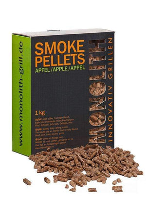 Monolith smoke pellets - Apple - FireFly Barbecue