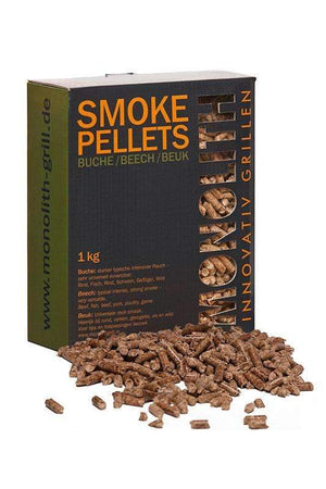 Monolith smoke pellets - BEECH - FireFly Barbecue