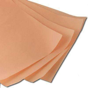 Peach Paper/Butchers Paper 557mm x 530mm (Box 500) - FireFly Barbecue