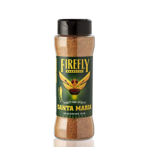 Santa-Maria Seasoning Rub - FireFly Barbecue