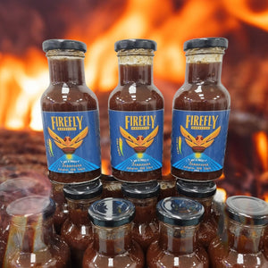 Tennessee Jalepeno Hot BBQ Sauce - FireFly Barbecue