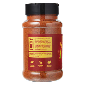 Texas Hot N'Spicy BBQ Rub - FireFly Barbecue