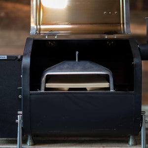 Wood-Fired Pizza Attachment - FireFly Barbecue