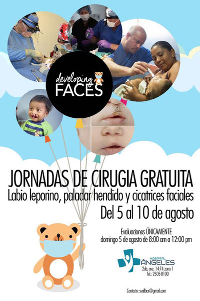 Developing Faces surgical mission to Guatemala