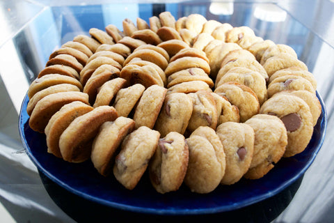 Kate Stoltz cream cheese chocolate chip cookie recipe best delicious and moist