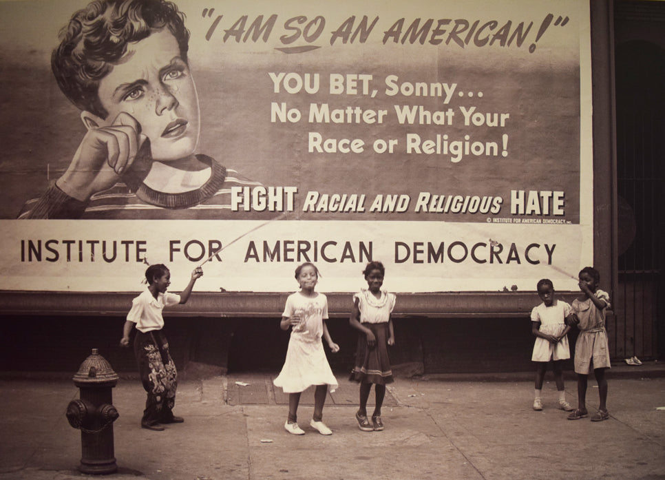 Fight racial and religious hate
